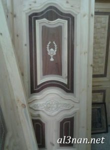 صور ابواب شقق خشب تصميمات ابواب جديدة عصرية 00149 221x300 صور ابواب شقق خشب تصميمات ابواب جديدة عصرية