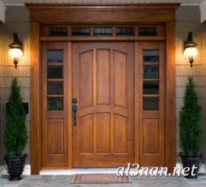 صور ابواب شقق خشب تصميمات ابواب جديدة عصرية 00150 300x272 صور ابواب شقق خشب تصميمات ابواب جديدة عصرية