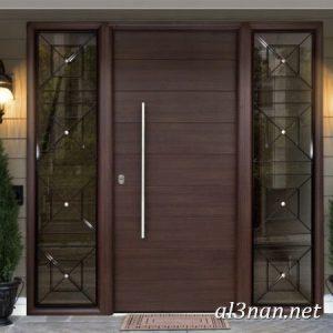 صور ابواب شقق خشب تصميمات ابواب جديدة عصرية 00174 300x300 صور ابواب شقق خشب تصميمات ابواب جديدة عصرية
